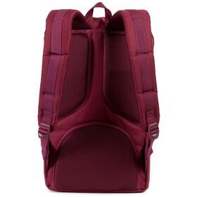 Herschel Little America Backpack Windsor Wine/Tan